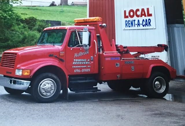 Holbrook Towing image 1
