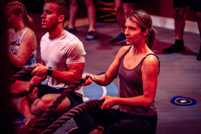 Brrrn: Cool Temp Fitness image 1