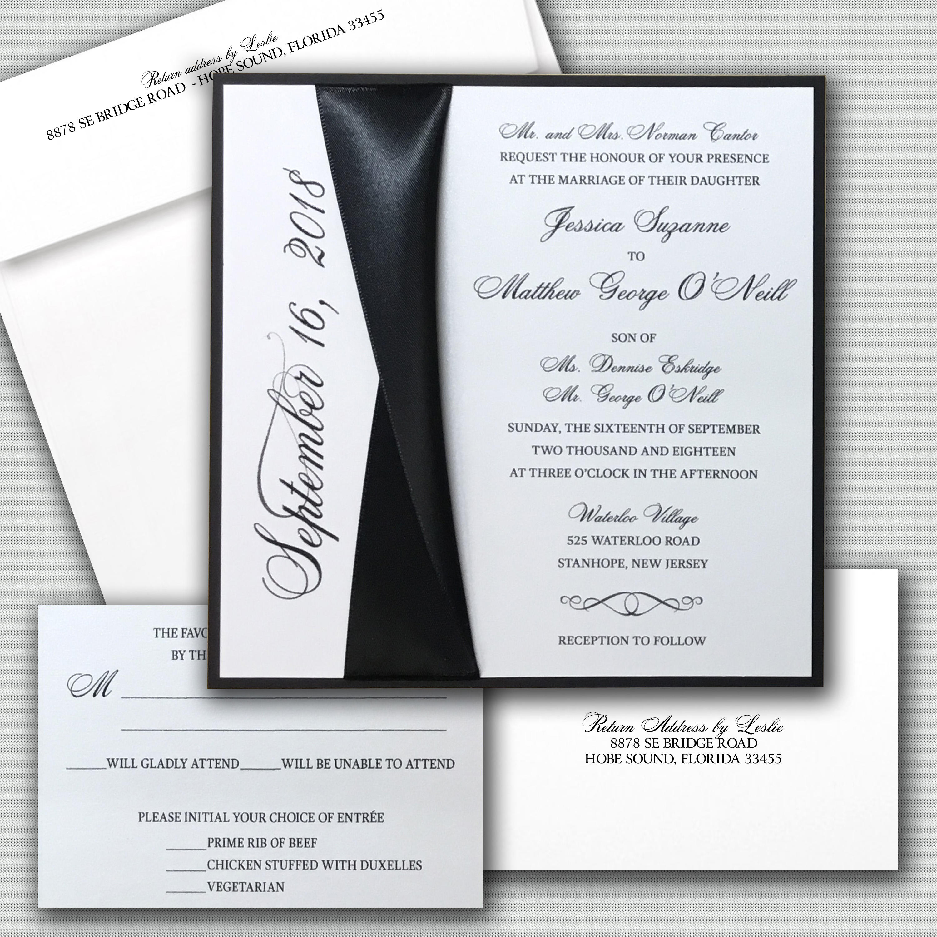 Leslie Store Wedding Invitations & Stationery image 14