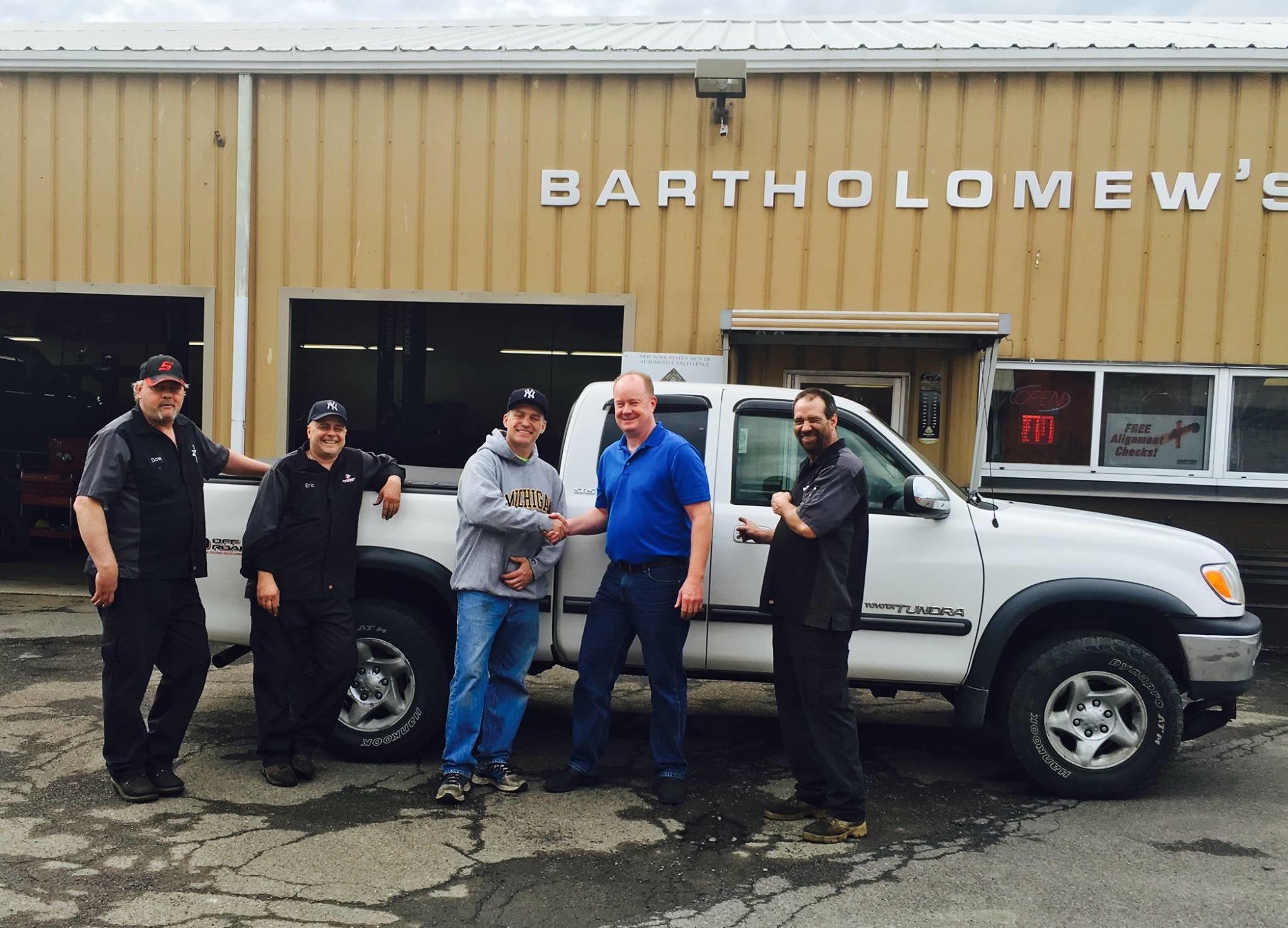 Bartholomew's Car Care Center image 0