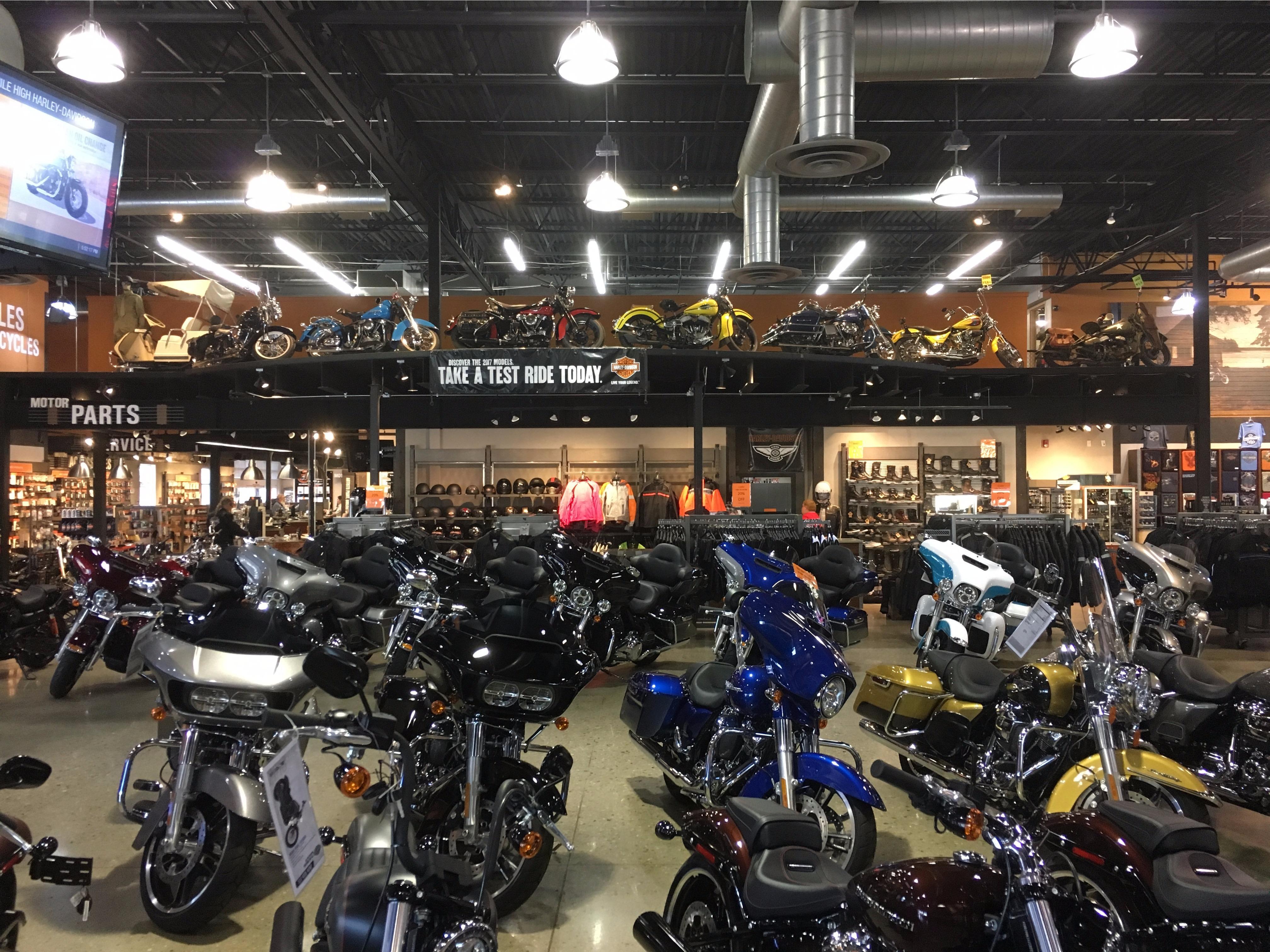Mile High Harley-Davidson image 0