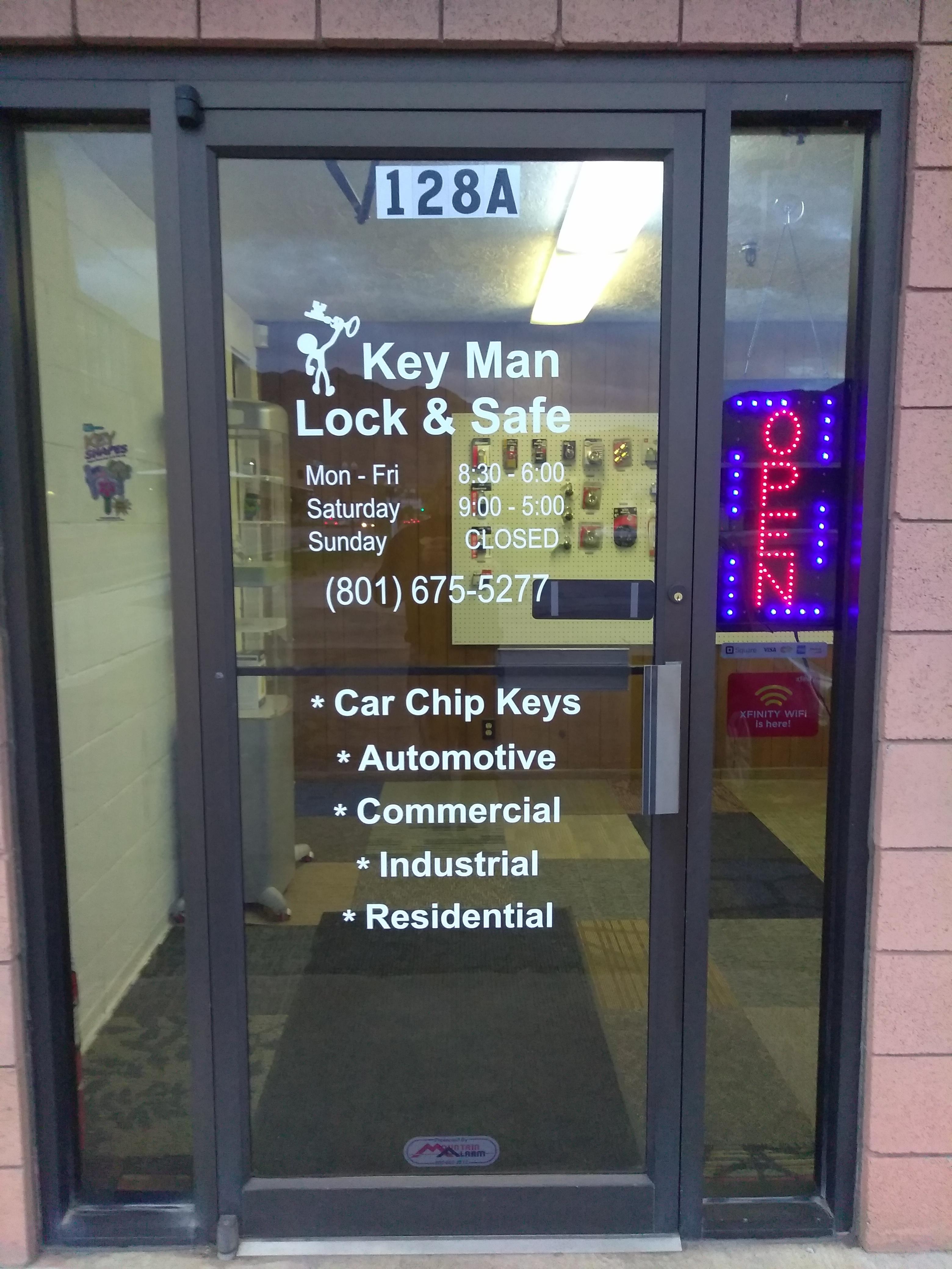 Key Man Lock & Safe Company image 4