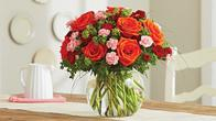 At our flower shop, we can offer same-day flower delivery !