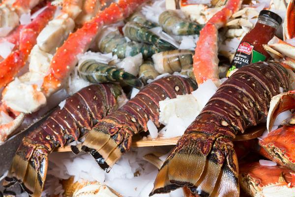 Captain Jim's Seafood Market - ad image