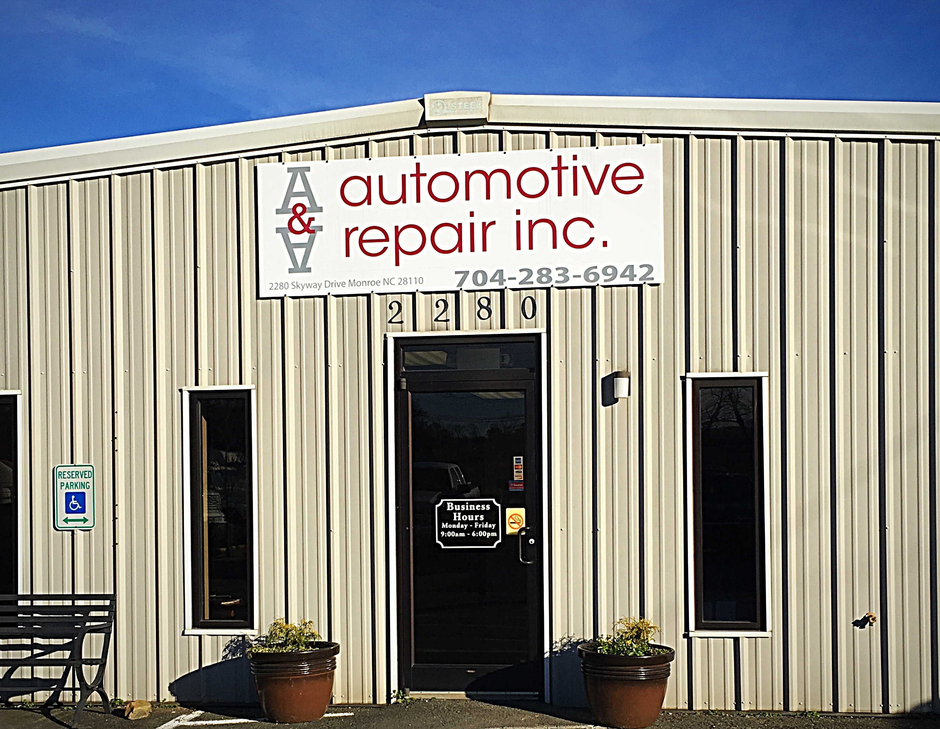 A&A Automotive Repair Inc. image 0