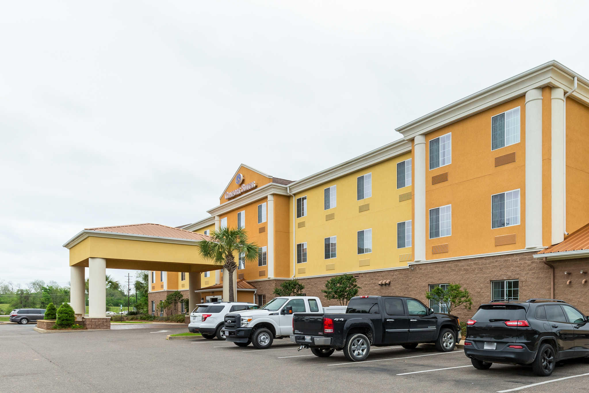 Alexandria La Hotels And Motels
