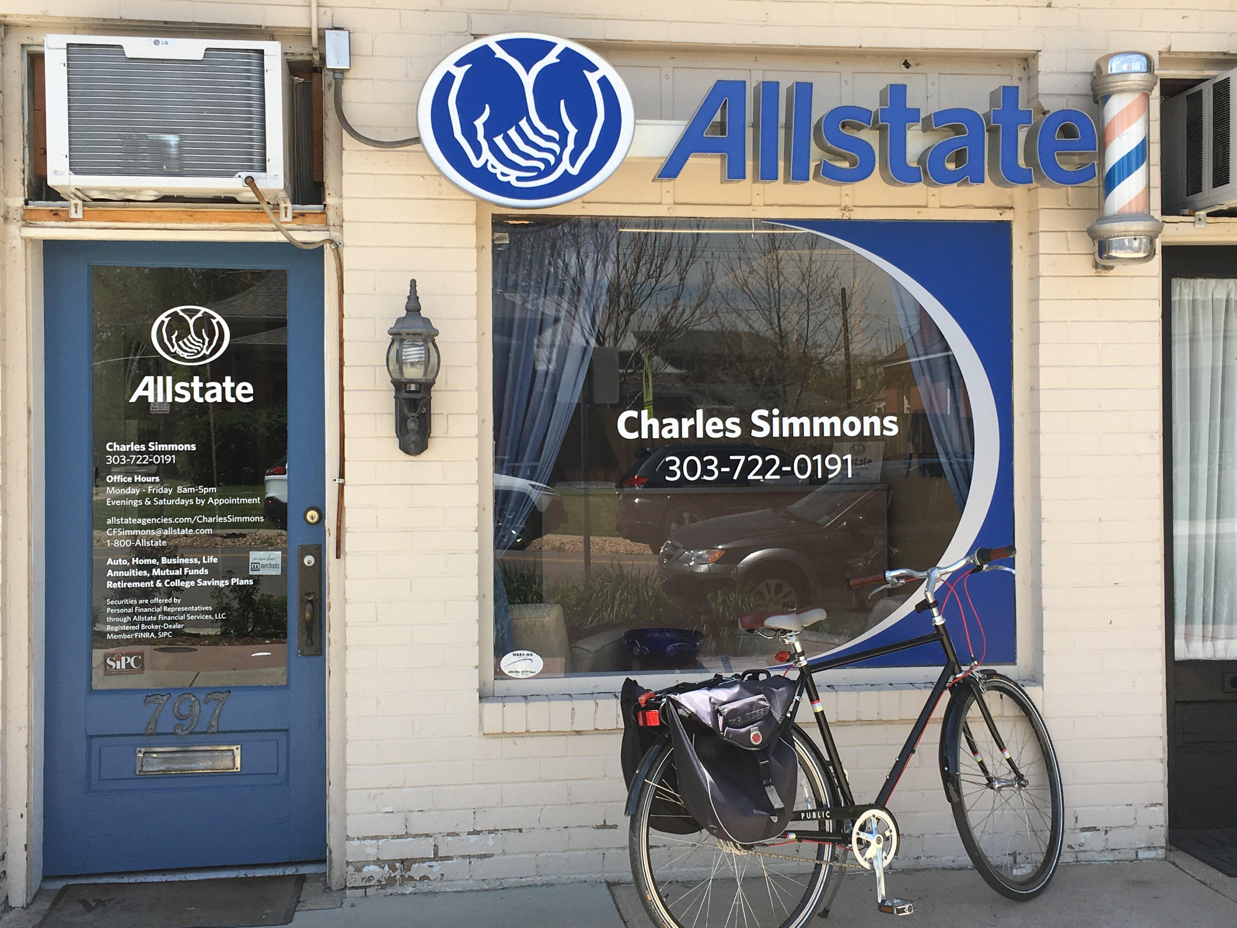 Charles F. Simmons: Allstate Insurance image 1
