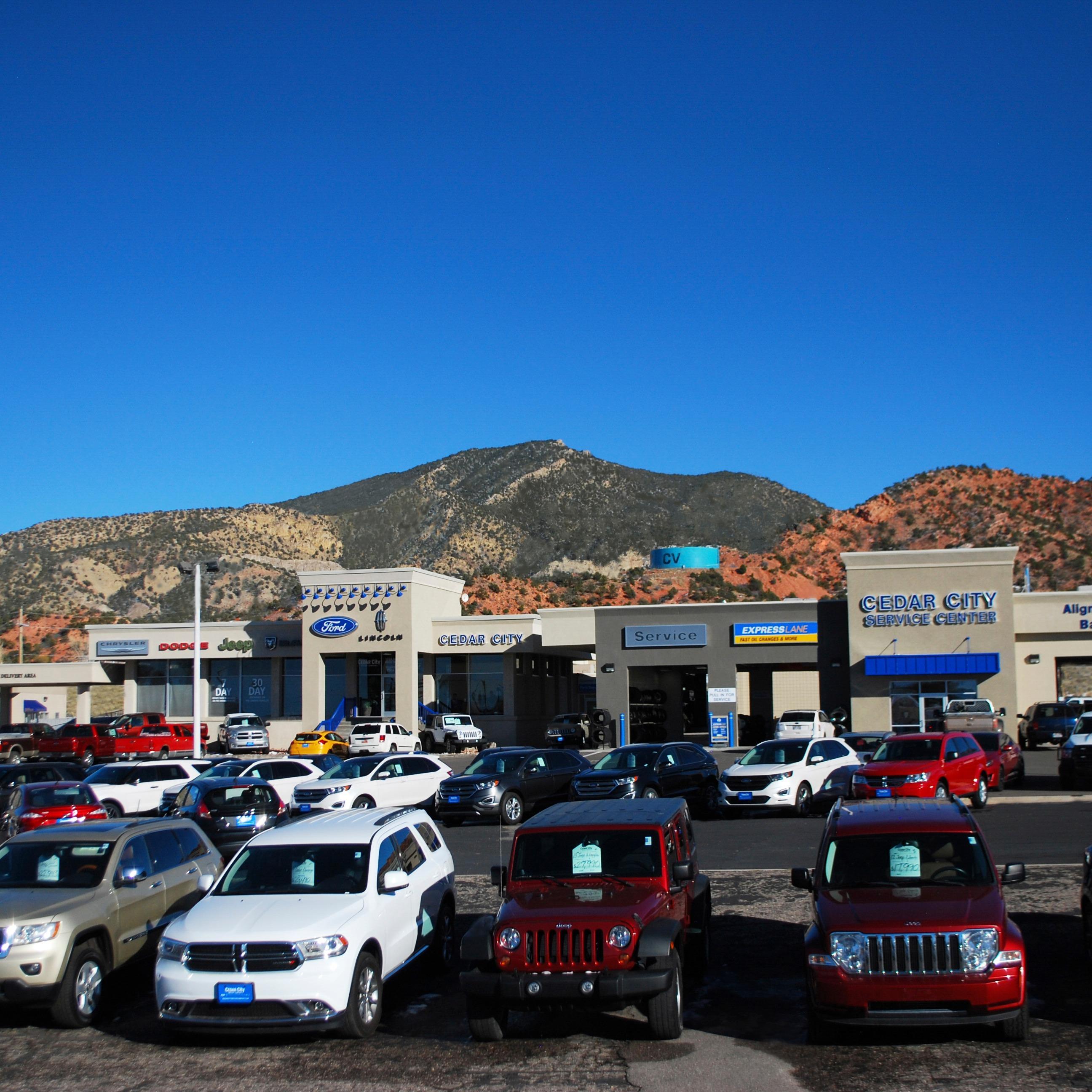 Cedar City Motor Company Collision Center image 0