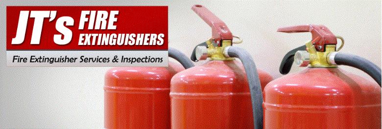 JT's Fire Extinguishers image 0