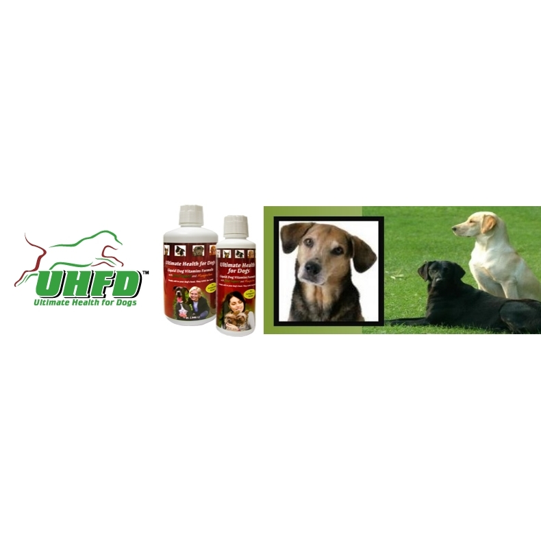 Ultimate Health For Dogs