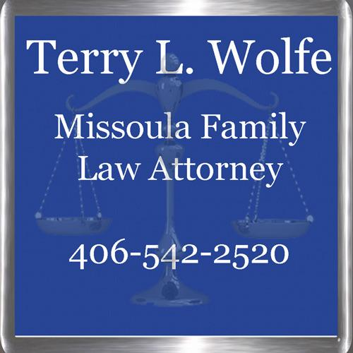 Terry L. Wolfe, Missoula Family Law Attorney