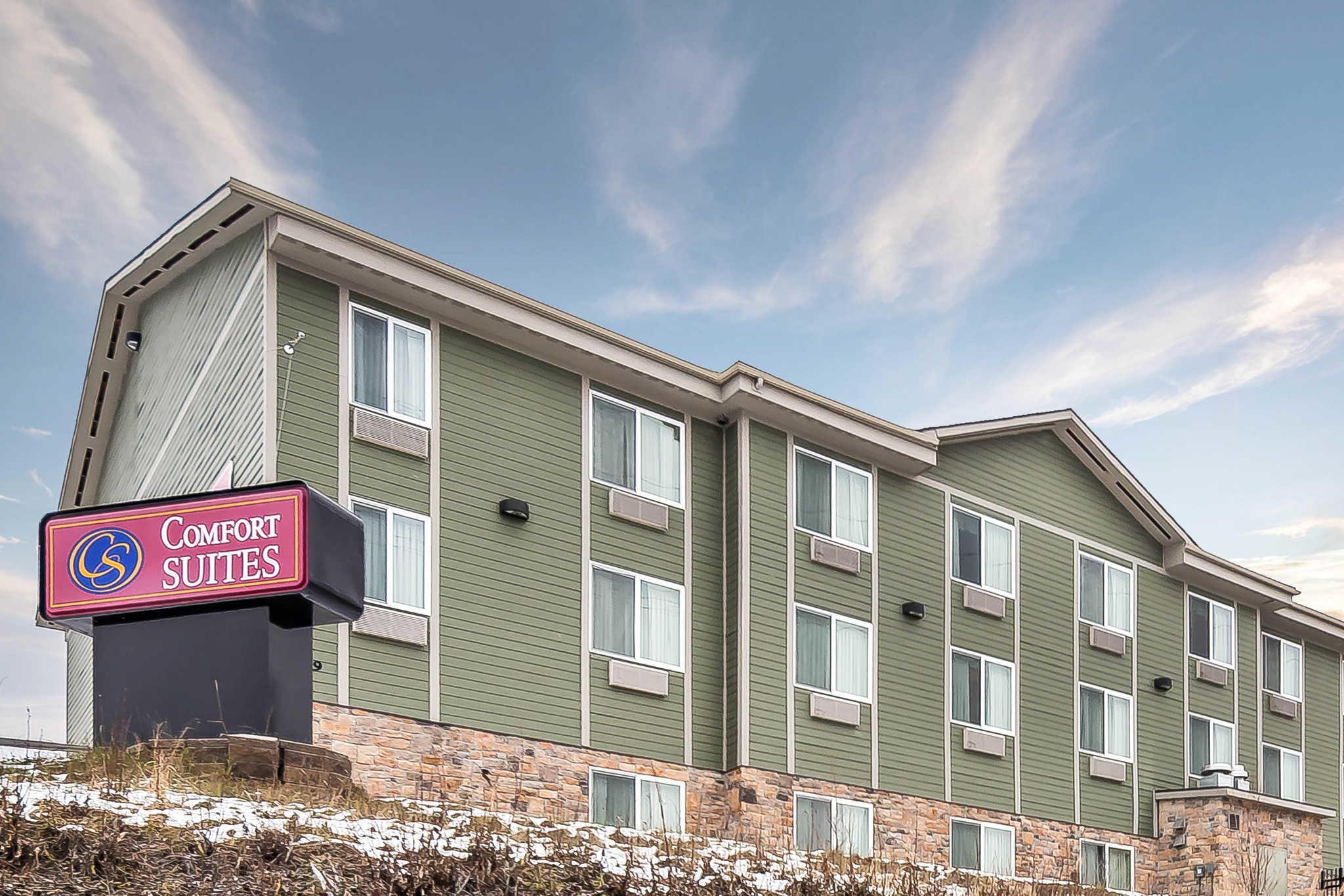 Comfort Suites Anchorage International Airport image 10