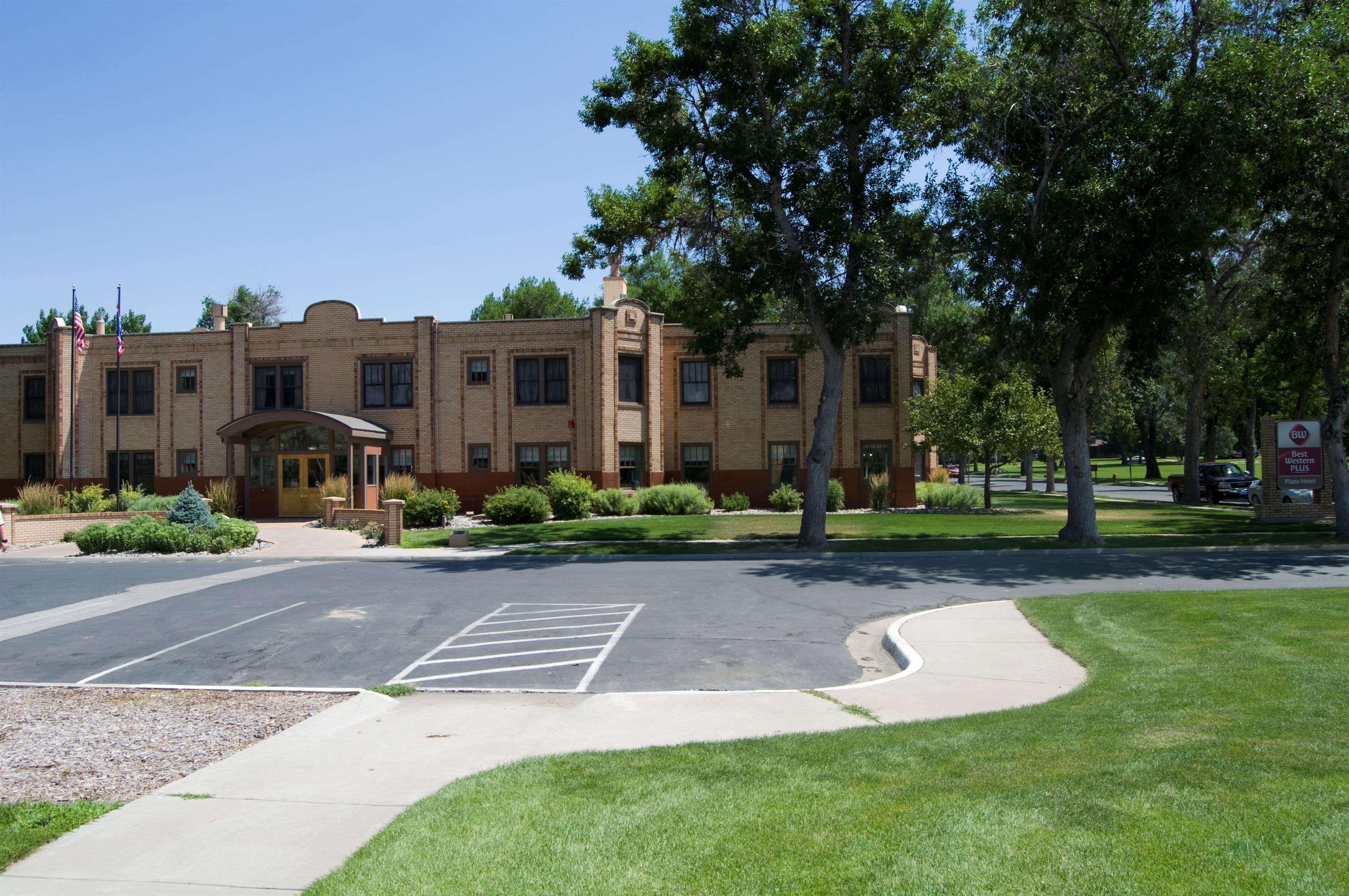Best Western Plus Plaza Hotel image 1