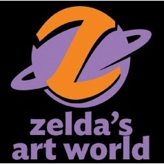 Zelda's Art World image 9