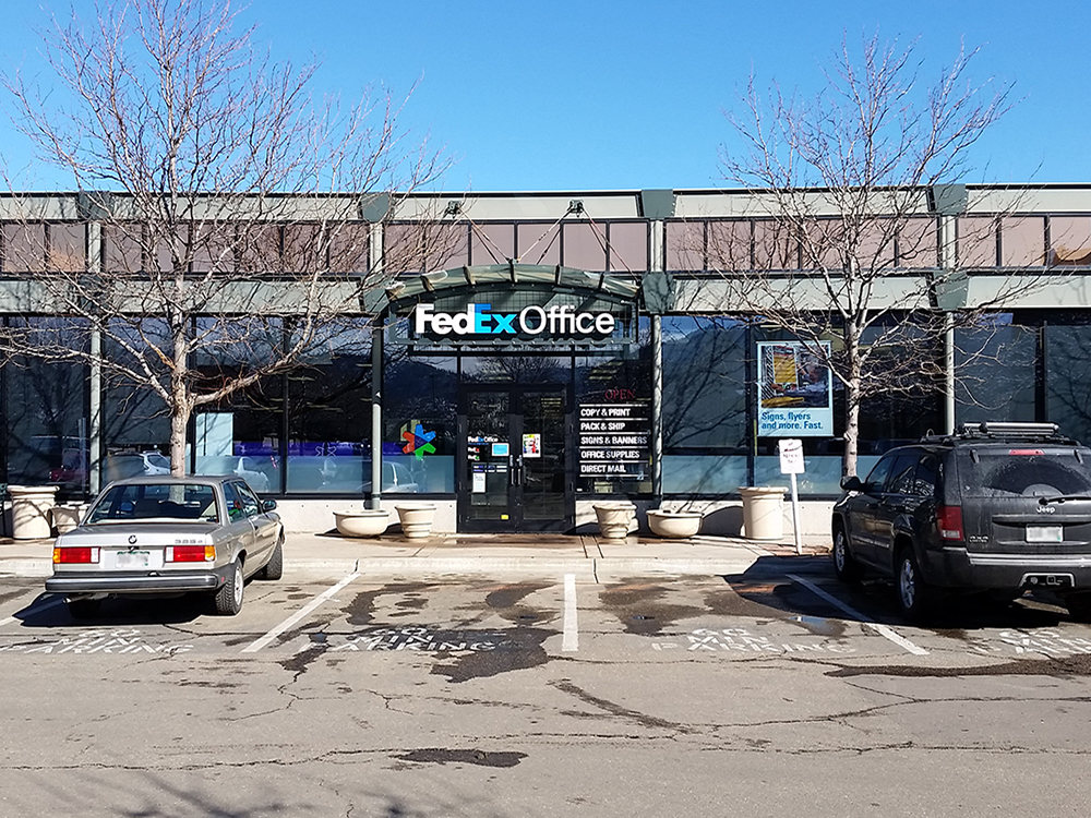 Fedex Office Print Ship Center In Boulder Co Whitepages