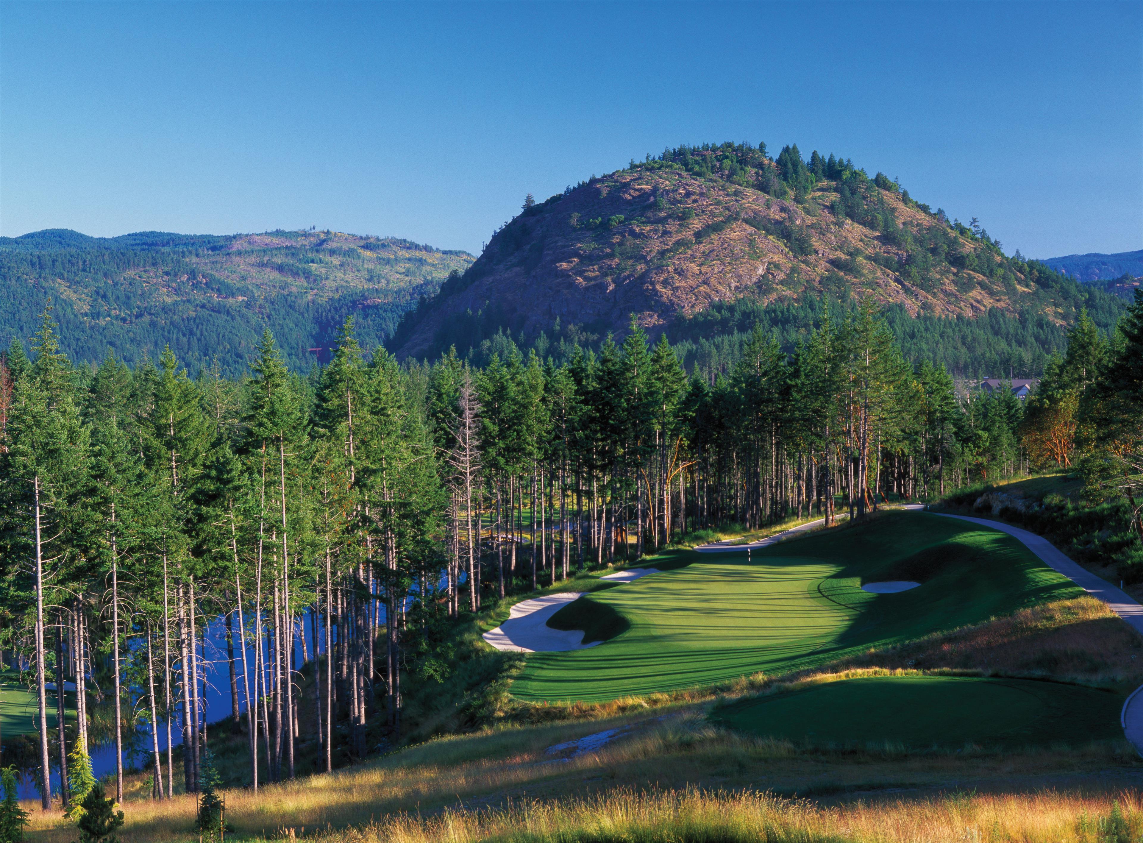 The Westin Bear Mountain Golf Resort & Spa, Victoria in Victoria: Mountain Hole #16