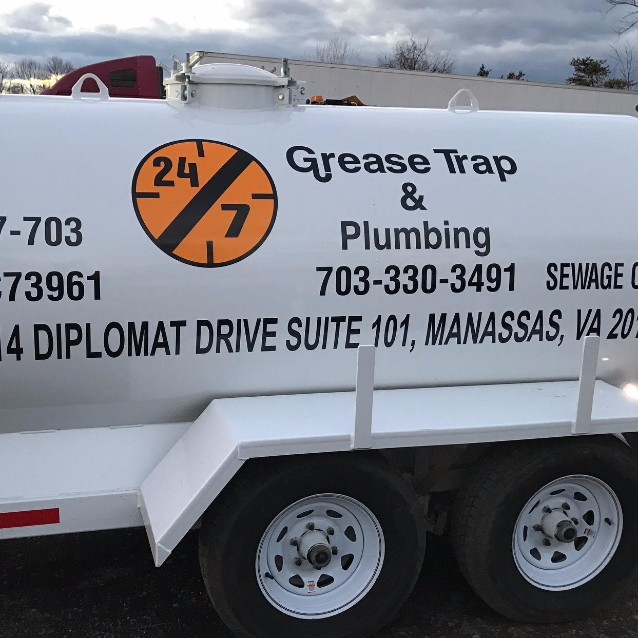 24/7 Grease Trap and Plumbing Inc
