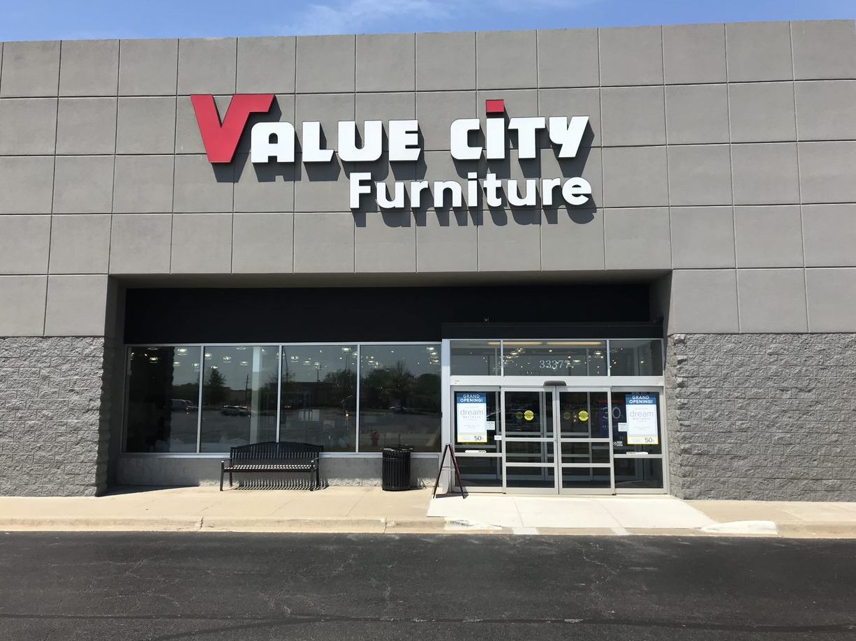 Value City Furniture Furniture Store Sterling Heights Mi 48312