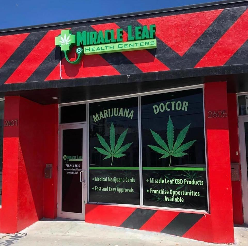 Miracle Leaf Medical Marijuana Doctor image 0