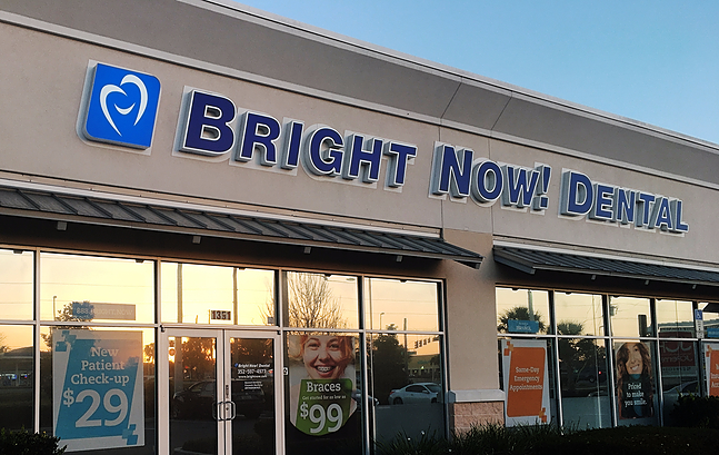 Bright Now! Dental 1391 Commercial Way Spring Hill, FL
