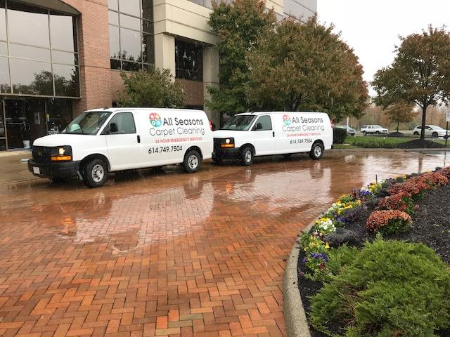 All Seasons Carpet Cleaning & Property Maintenance image 0