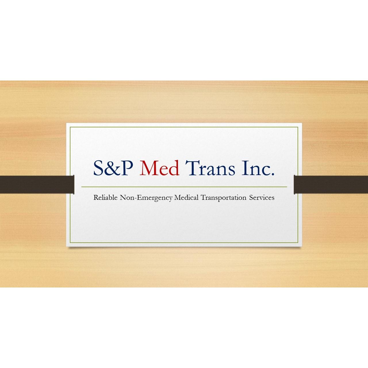 S&P Med Trans Inc. image 1