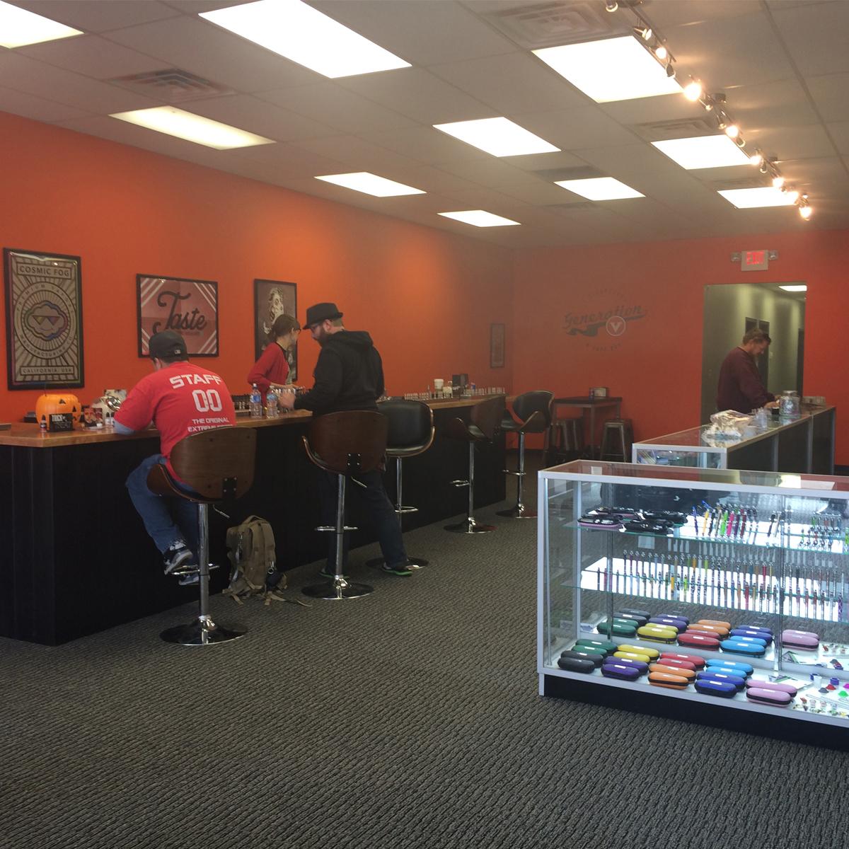 Generation V E-Cigarettes & Vape Bar | Vapor Shop image 2
