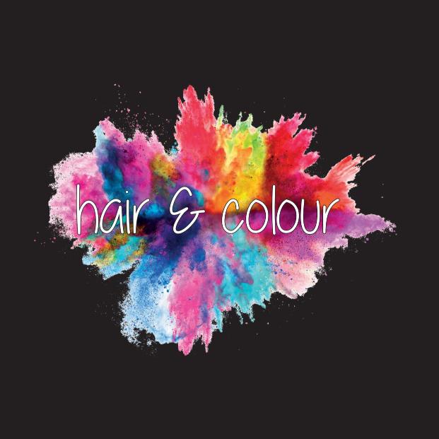 Logo von hair & colour