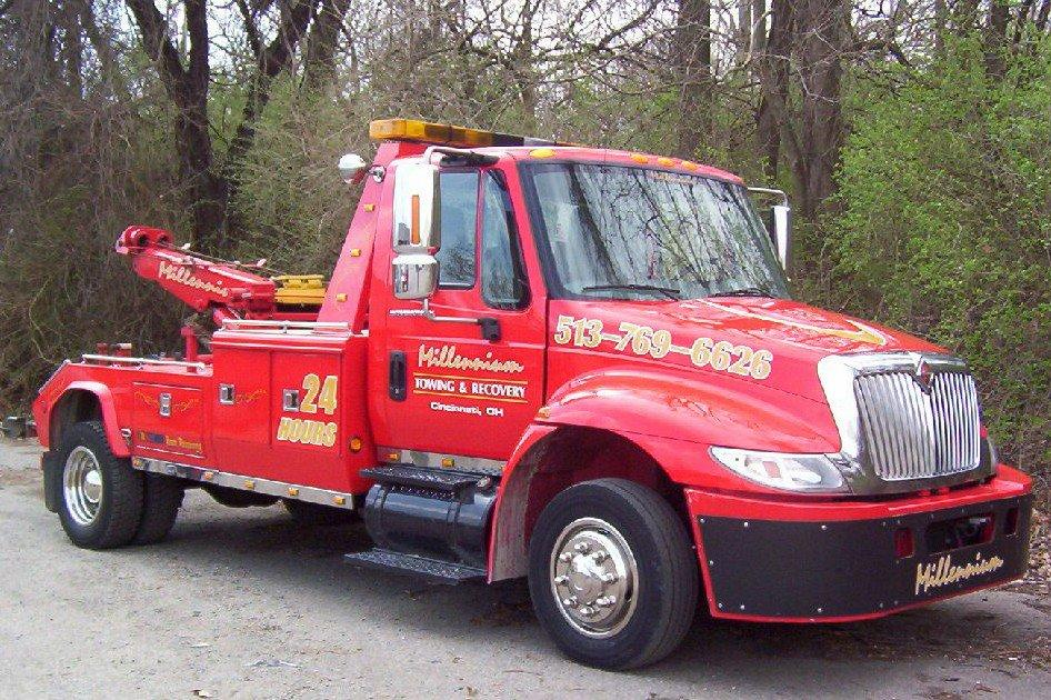 Millennium Towing & Recovery image 1