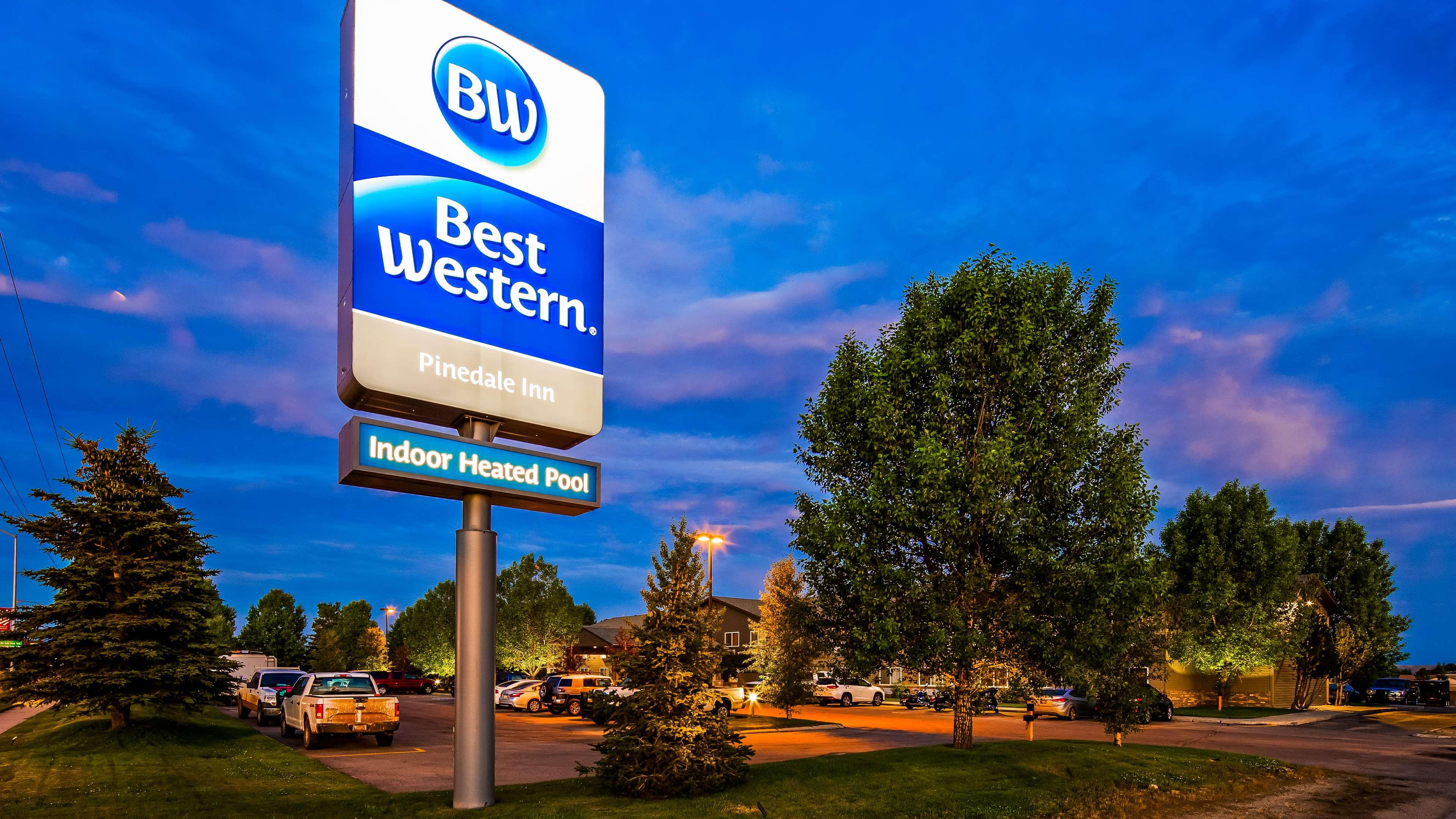 Best Western Pinedale Inn image 0