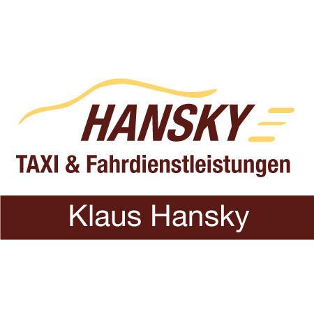 Logo von Taxi & Mietwagen Klaus Hansky