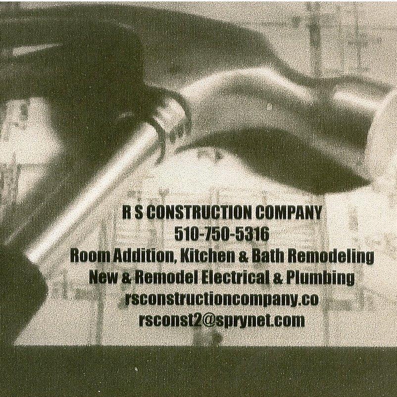 R S Construction Company