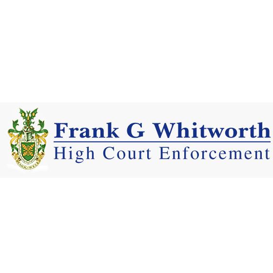 Frank G Whitworth High Court Enforcement