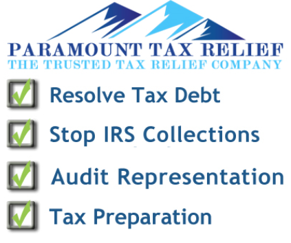 Paramount Tax Relief image 1