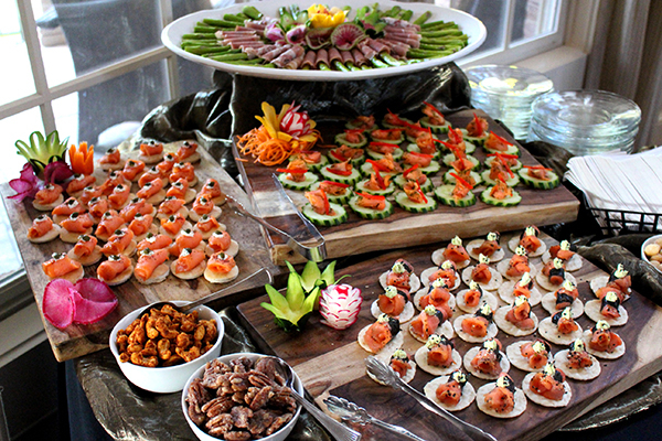 Talk of the Town: Atlanta Best Catering & Caterers For Weddings and Corporate Events | Atlanta, GA image 5