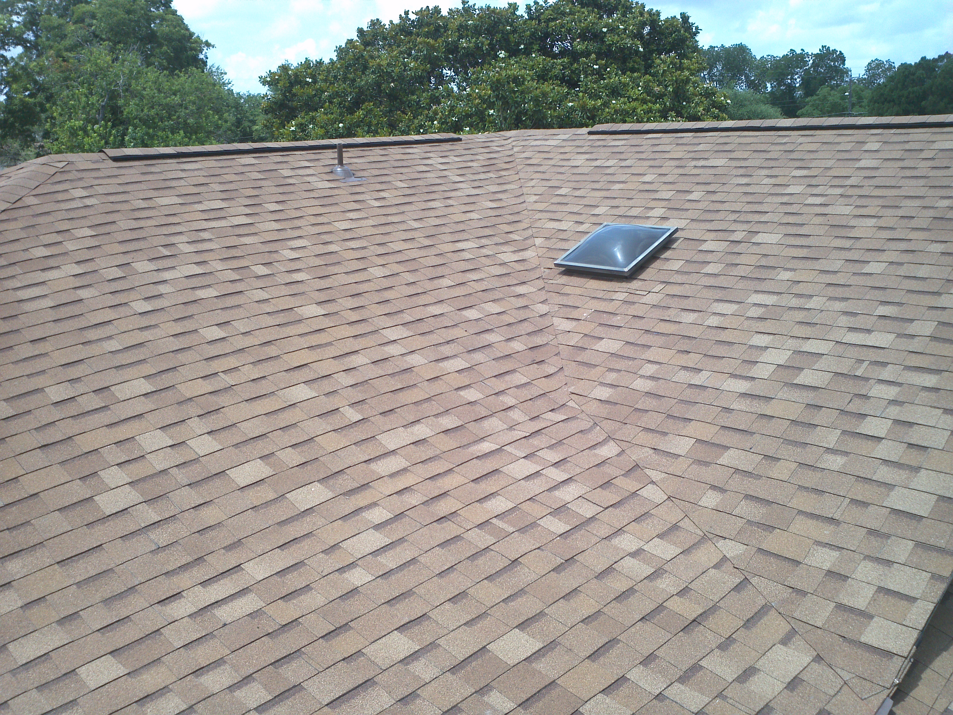 Roofing coupons