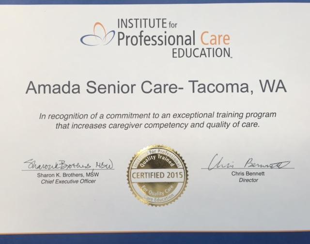 Amada Senior Care image 0