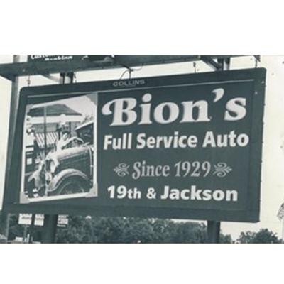Bion's Full Service Auto Care image 0