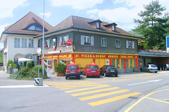 Boz Pizza Kurier