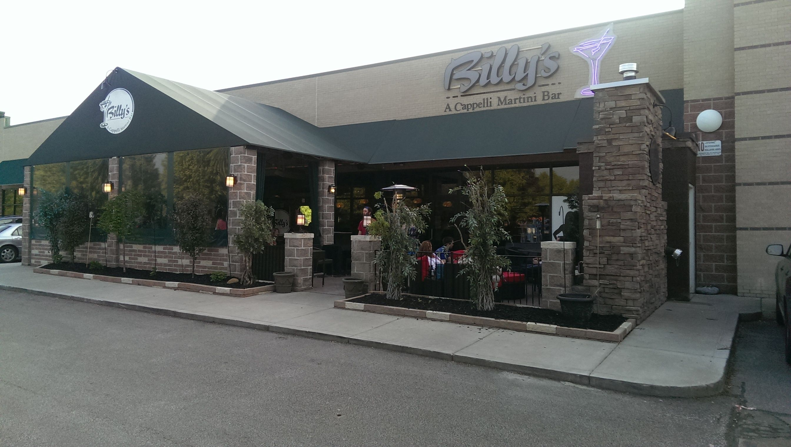 Billy's - A Cappelli Martini Bar image 0