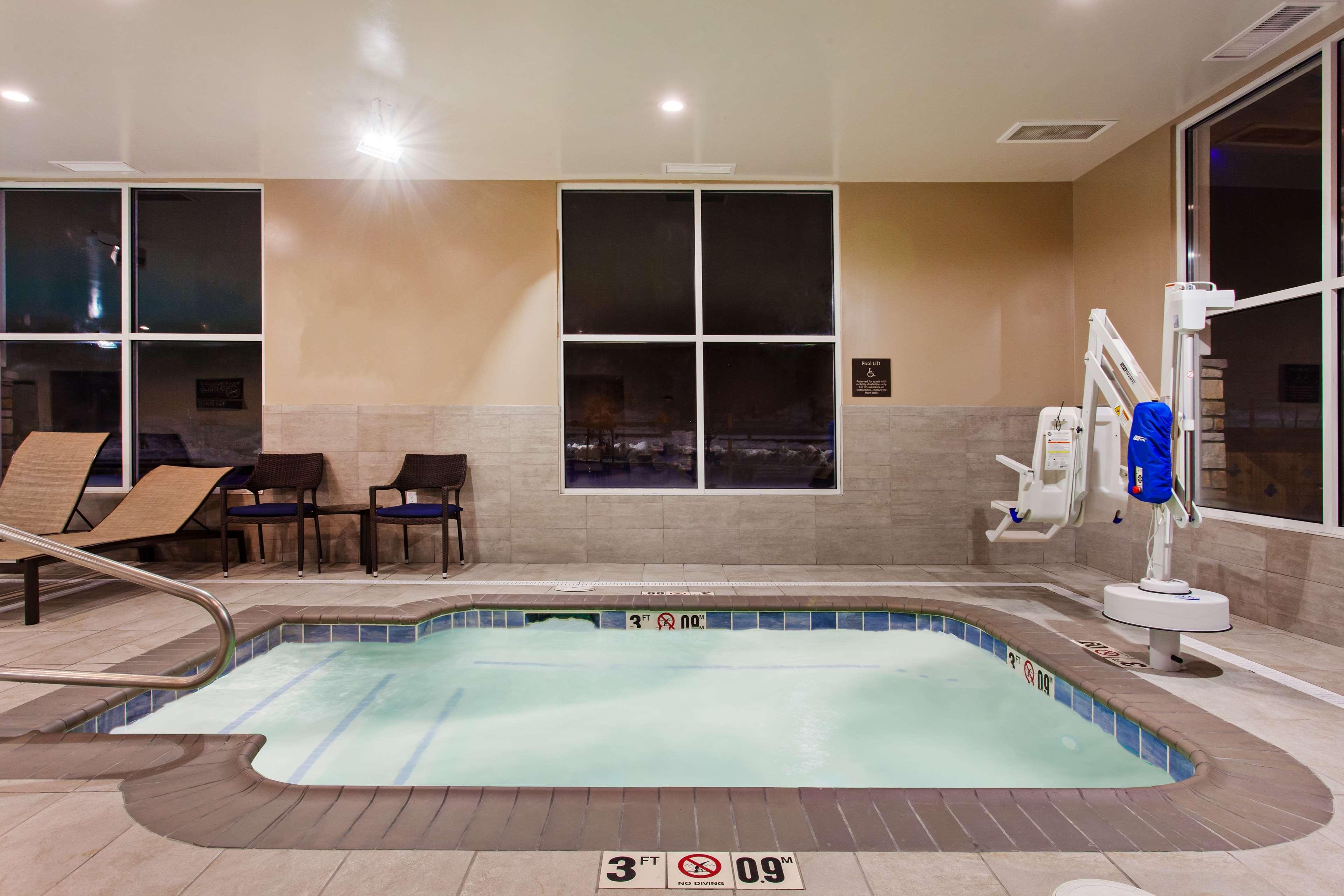 Hampton Inn & Suites Leavenworth image 32