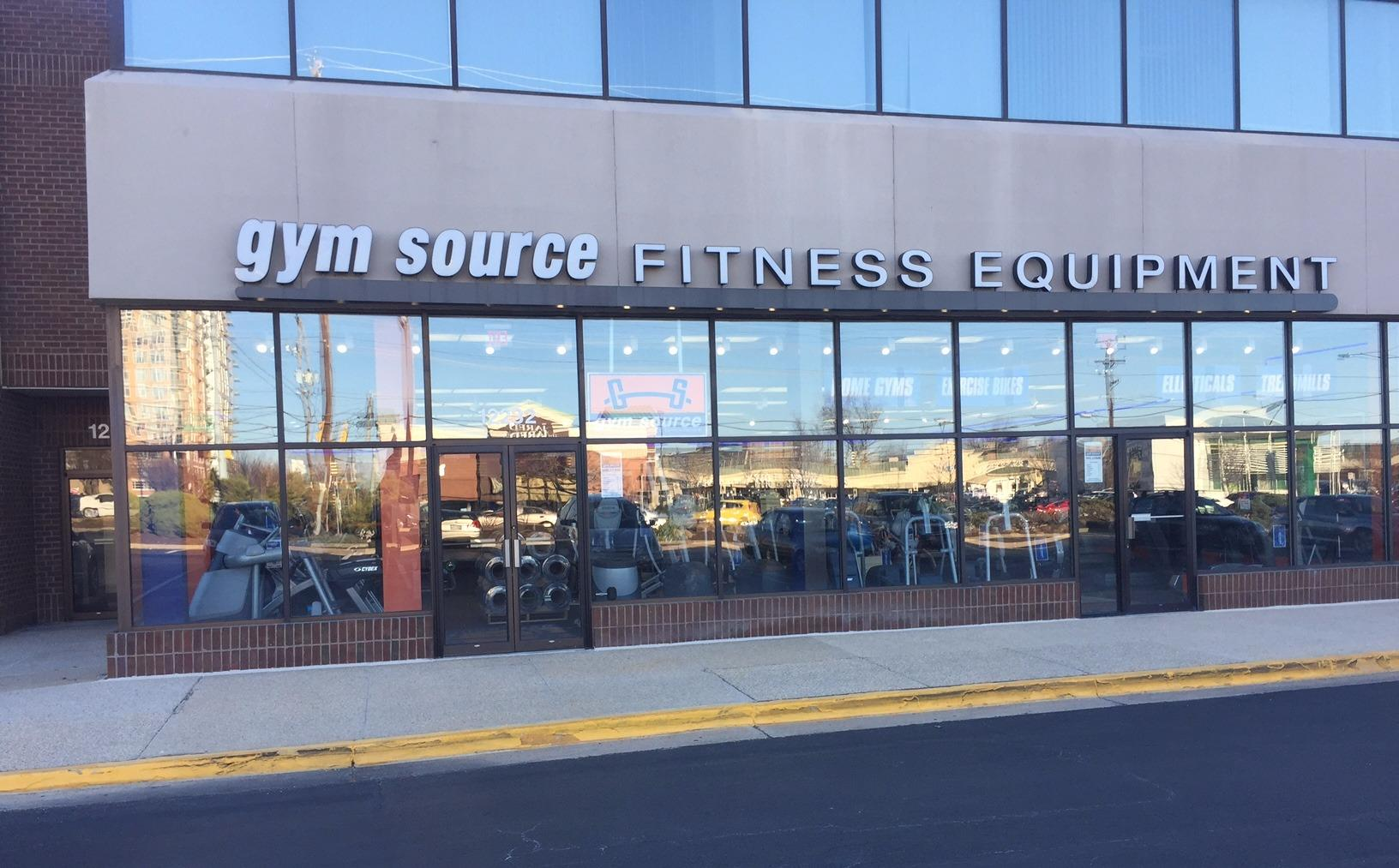 Gym clothing stores near me