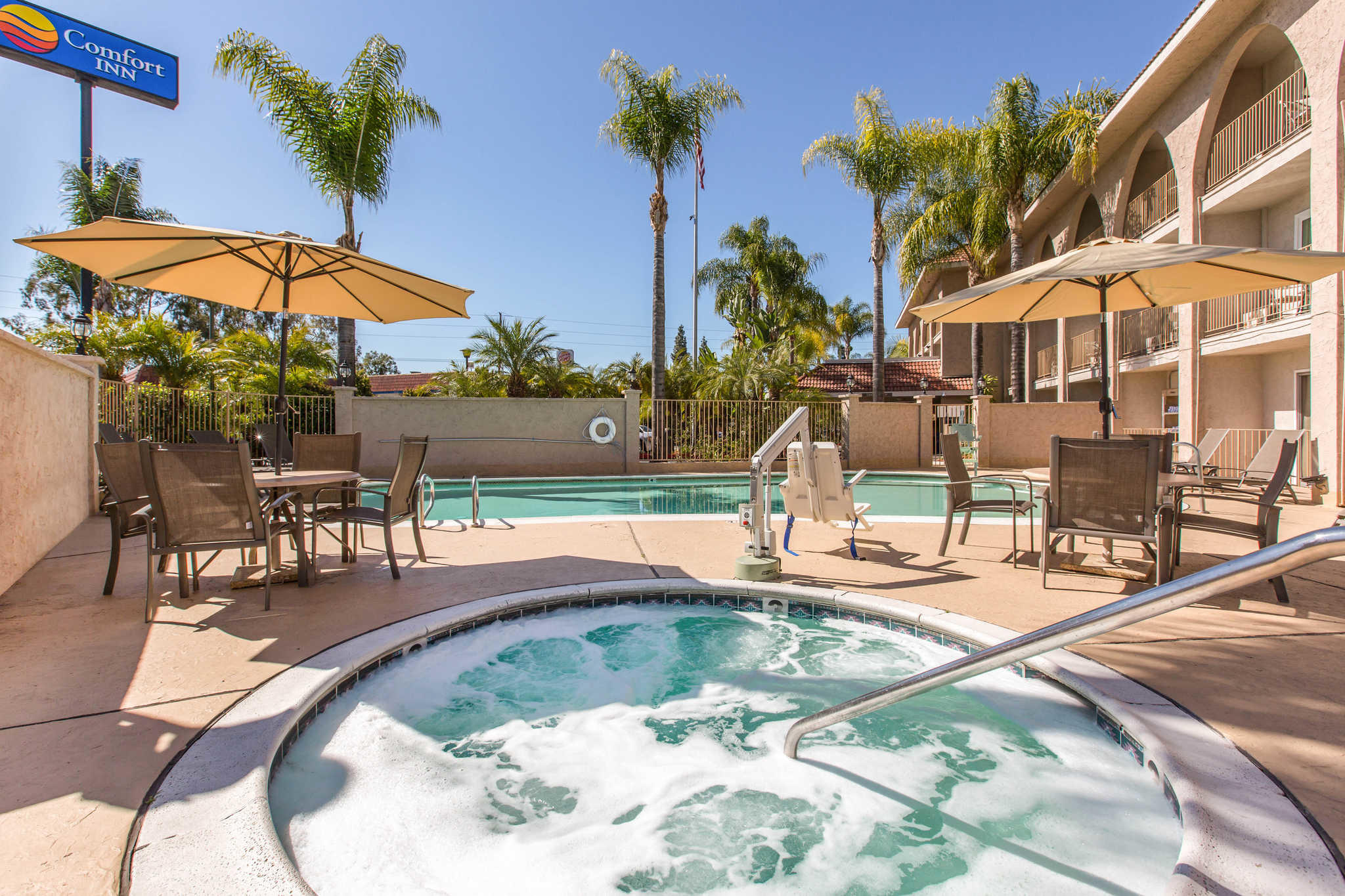Comfort Inn Escondido San Diego North County image 34