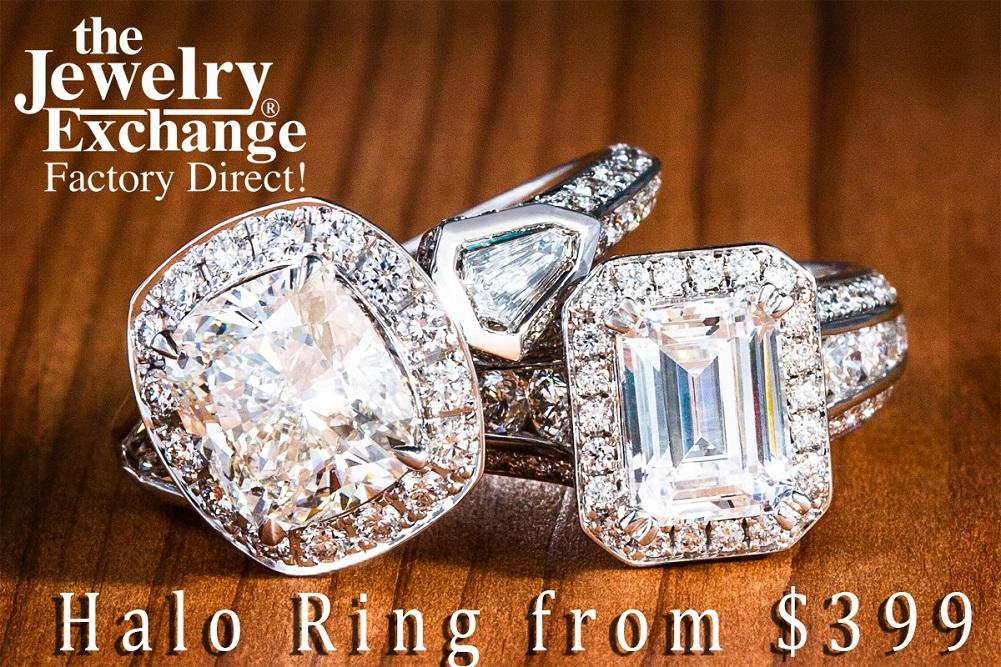 The Jewelry Exchange in New Jersey | Jewelry Store | Engagement Ring Specials image 27
