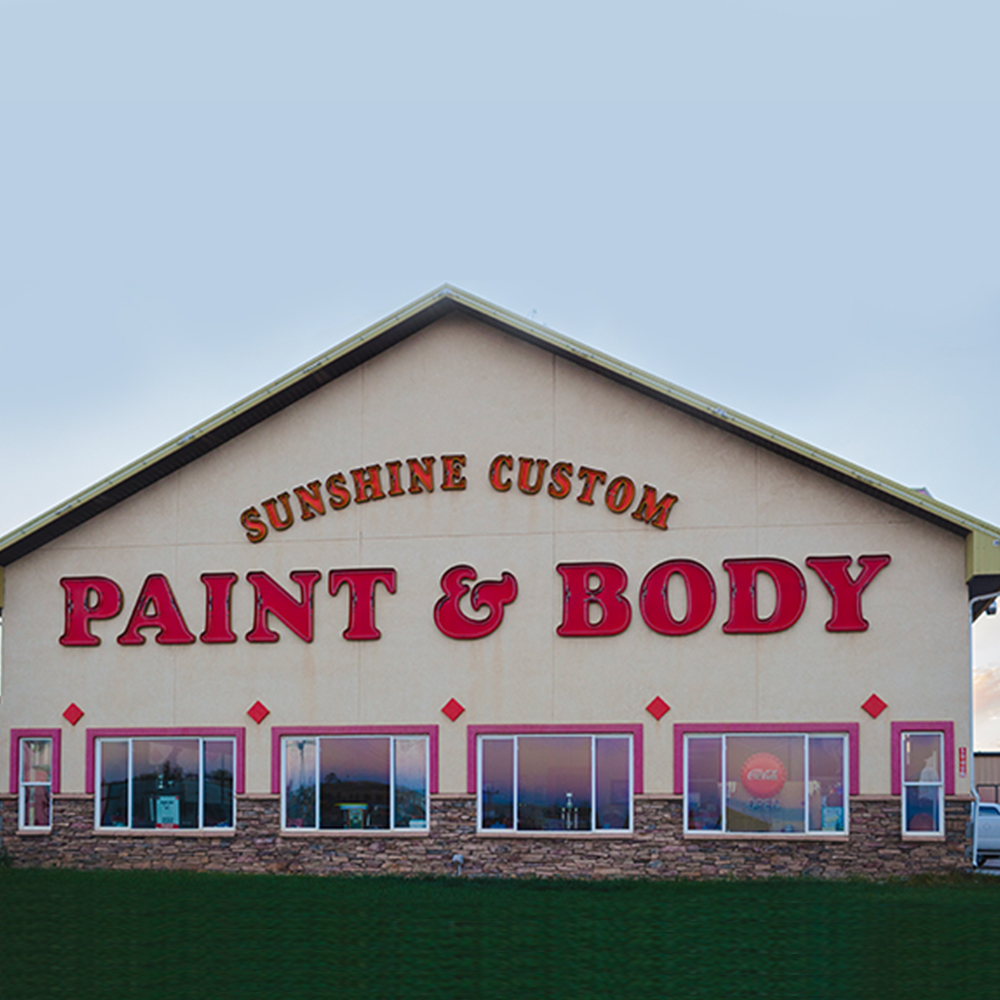 Sunshine Custom Paint & Body - ad image