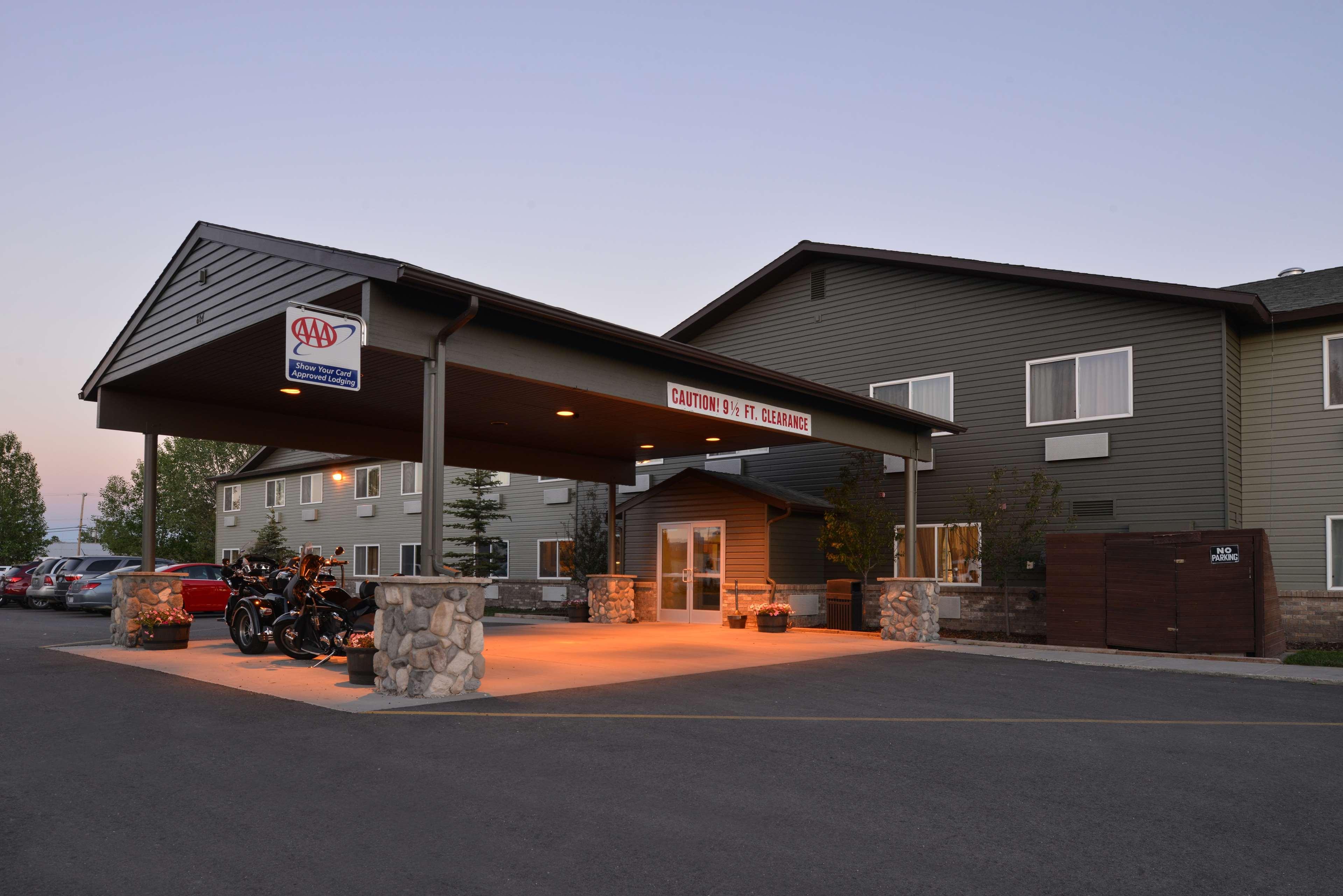 Best Western Pinedale Inn image 23
