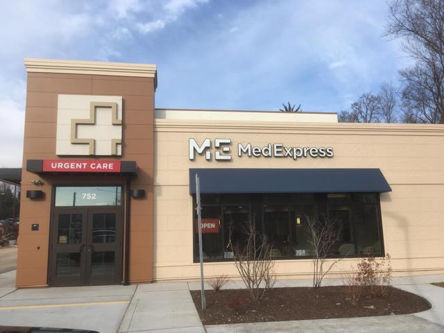 MedExpress Urgent Care 752 Washington St  Middletown, CT