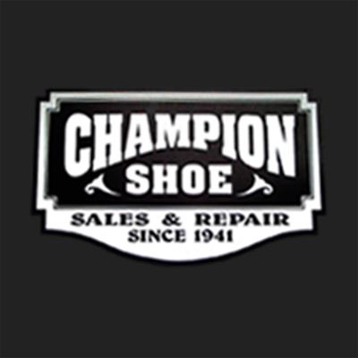 Champion Shoe Sales & Repair Inc.