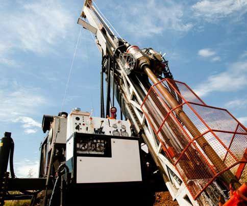 Holman Drilling