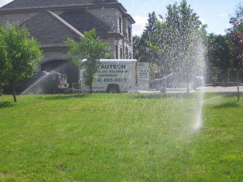Eautech Irrigation Éclairage